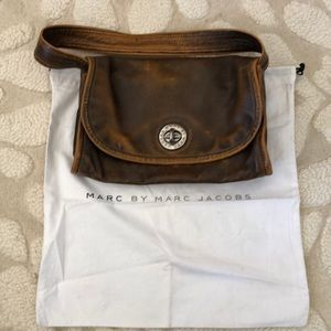 Marc by Marc Jacobs shoulder bag with duster bag